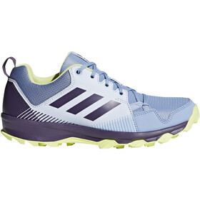 adidas TERREX Tracerocker Chaussures Femme, aero blue/trace purple/semi frozen yellow